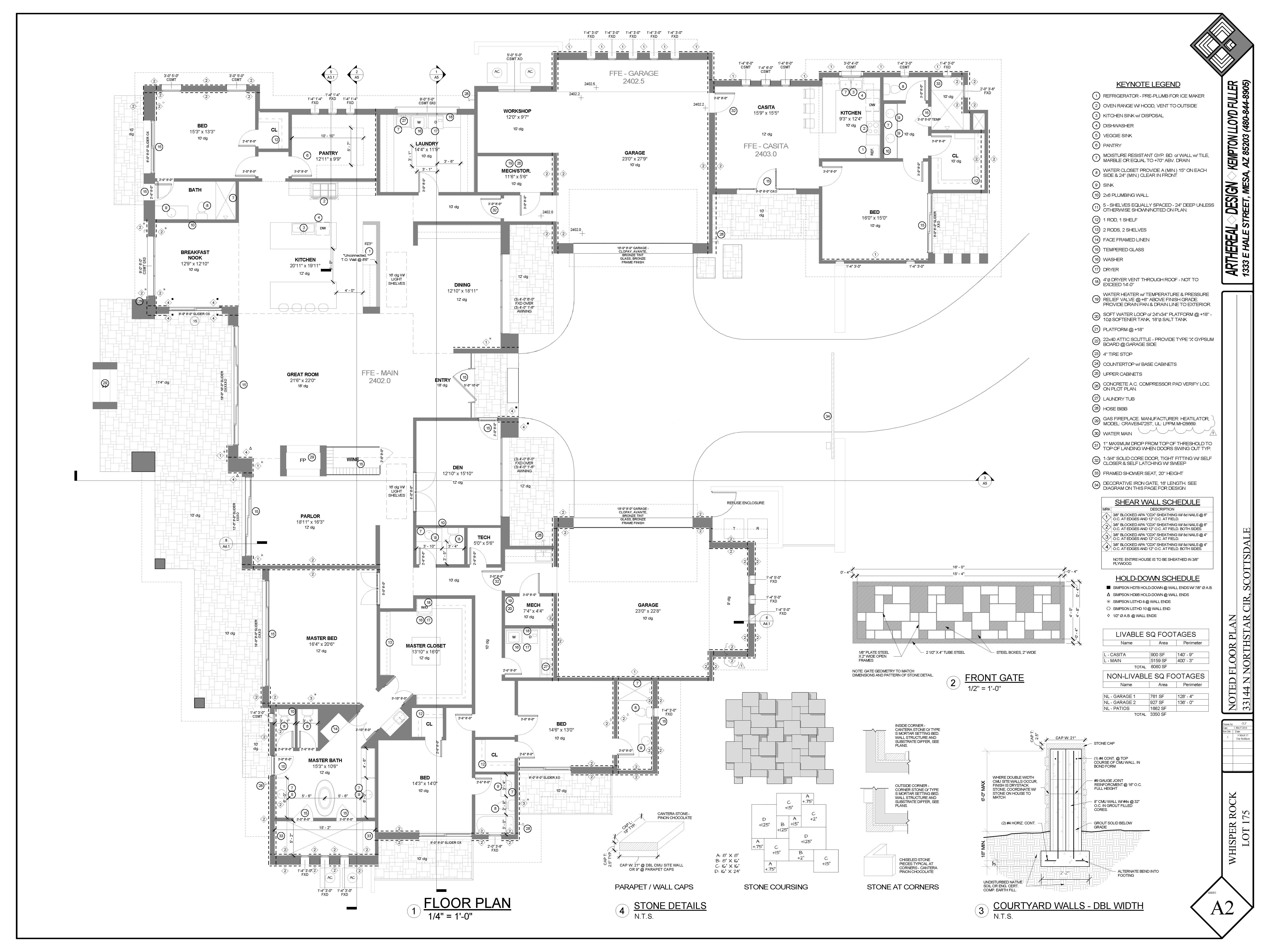 Exhibition Booth Floor Plan : Whisper rock post height exhibit sheet a noted